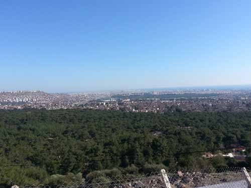 Cilj našega potovanja v Turčijo je bila Antalija
