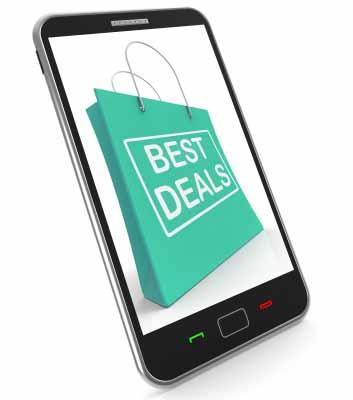 Najboljše ponudbe so pri spletnem nakupovanju.